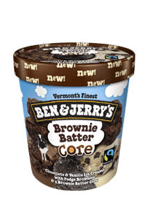 Brownie Batter Core Pint