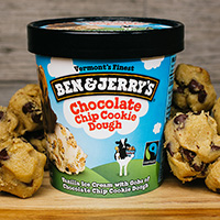 Chocolate Chip Cookie Dough: el legendario invento de nuestro sabor más popular