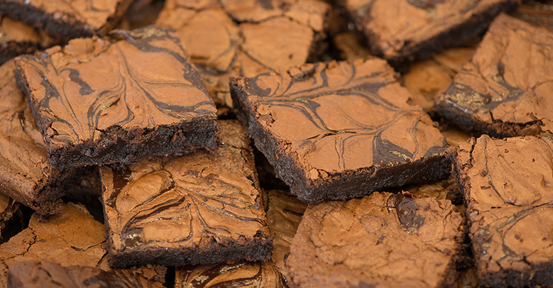 Brownie de Ben & Jerry's - Greyston Bakery Brownie